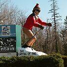 Ski Big by AuntieJ