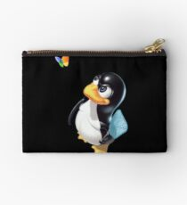 Penguin Linux Studio Pouch