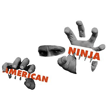 American Ninja by apollocreed