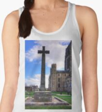 Light Infantry Memorial Cross Women's Tank Top