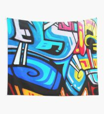 graffiti 1 Wall Tapestry