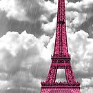 Pink Paris by mindydidit