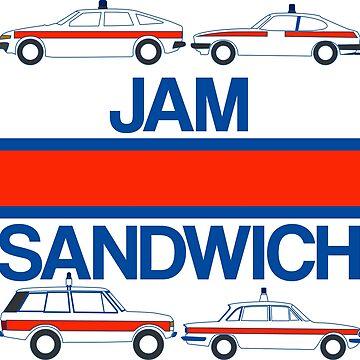 Jam Sandwich by UKMatt2000