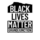 Black Lives Matter GJ - White by cocojemholiday
