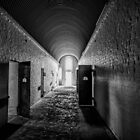 Prison Wing by DVJPhotography