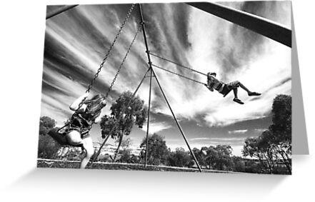 Swing Play by Lyndal Greenwood