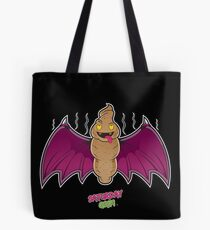 Saturday Grim - Tab Tote Bag