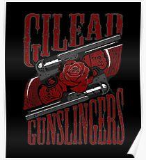Gilead Gunslingers Poster