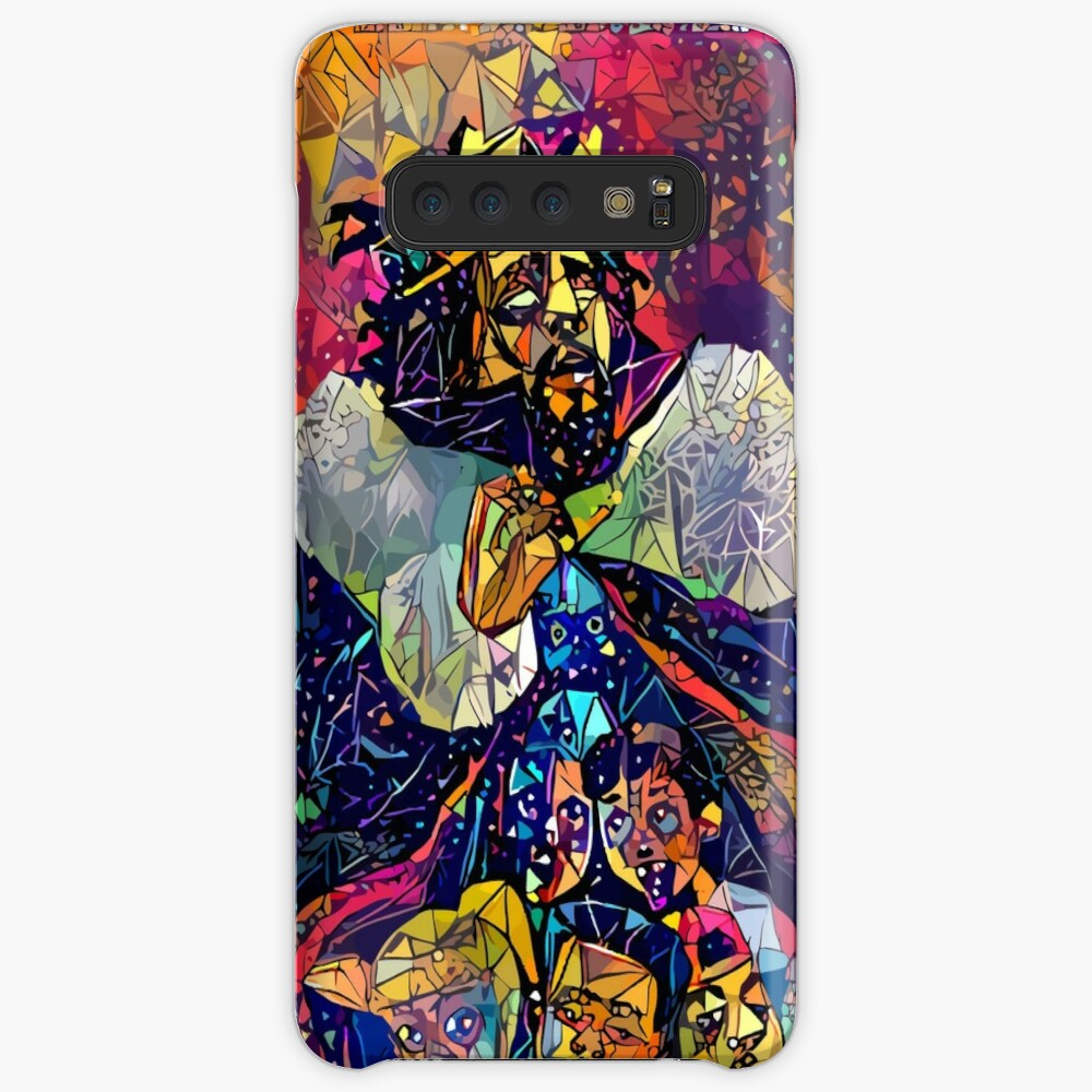Abstract KOD Case & Skin for Samsung Galaxy