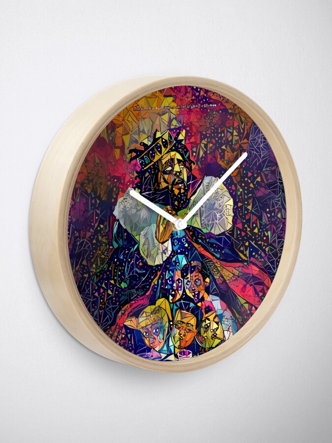 Alternate view of Abstract KOD Clock