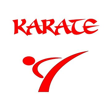 Karate T Shirts, Mugs and Gifts by sumrgurl