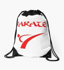 Karate-T-Shirts, Becher und Geschenke Turnbeutel