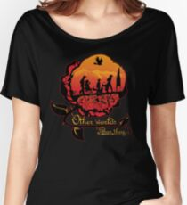 Other worlds Women's Relaxed Fit T-Shirt