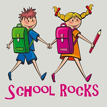 School Rocks by netdweller