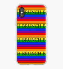 Vinilo o funda para iPhone Brunch gay
