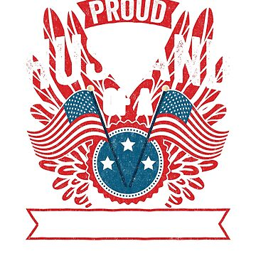 Proud Husband of a Strong Hispanic Veteran Shirt and Gift by nvdesign