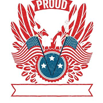 Proud Son of a Strong Hispanic Veteran Shirt and Gifts by nvdesign