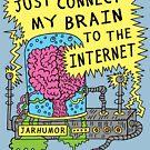 «Cerebro de Internet» de jarhumor
