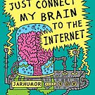 Internet Brain by jarhumor