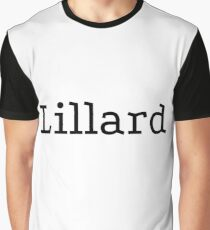 Lillard Graphic T-Shirt