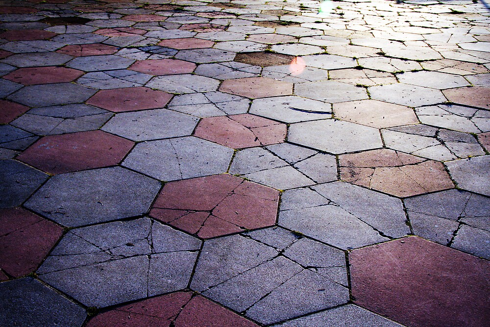 Hexagonal by Paul O'Neill