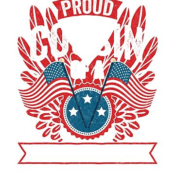 Proud Cousin of a Strong Hispanic Veteran Shirt and Gifts by nvdesign