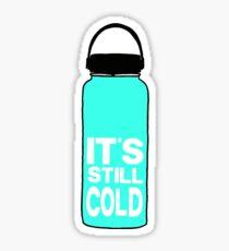 hydroflask-mint Sticker