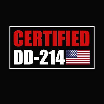 DD-214 Certified by Diardo