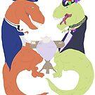Tea Rex by Team Manticore