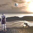 Full Earth by AshLeShelle