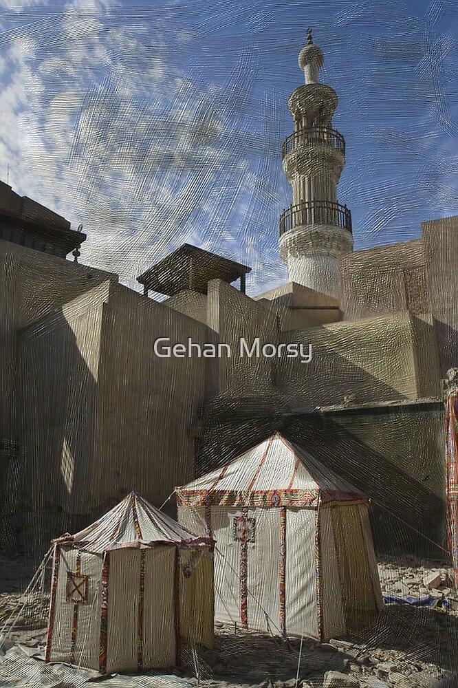 Egypt  by Gehan Morsy