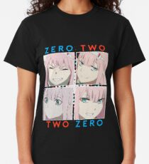 Darling in the FranXX (Zero Two Moods) Classic T-Shirt