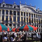 Belgium. Brussels. Grand Place. by Alan Copson