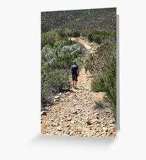 Sycamore Canyon, San Diego California  Greeting Card