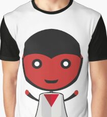 red scary halloween Graphic T-Shirt