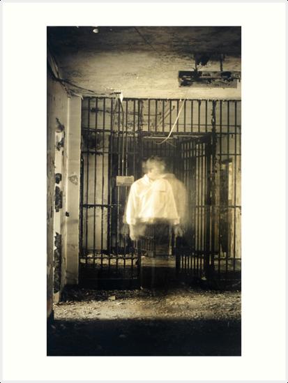 Charles Street Jail #4 by Stephen Sheffield