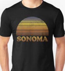 Vintage Sonoma Sunset Shirt Unisex T-Shirt