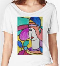Stylish Fashion Women's Relaxed Fit T-Shirt