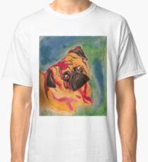 Color Pug Classic T-Shirt