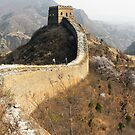 The Great Wall of China by bfokke
