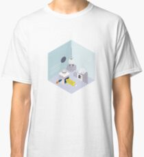 Isometric Design Classic T-Shirt