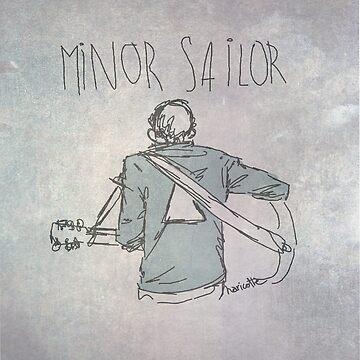 Minor Sailor by HaricotteShop