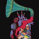 Modular Heart by SteHolmesArt