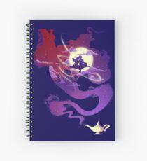 Arabian Night Spiral Notebook