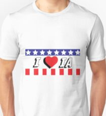I love Iowa, IA  Unisex T-Shirt
