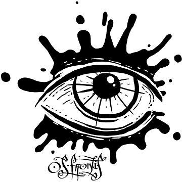 Splatter Eye by TheMaker