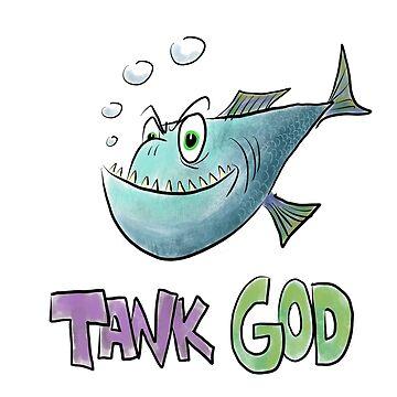 Tank God by Extreme-Fantasy
