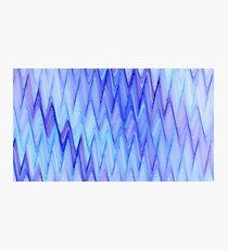 Fractal waves Photographic Print