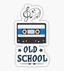 Shop Old School T-Shirts from Redbubble , music old-school t-shirt Sticker