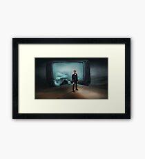 Dave Gahan Framed Print